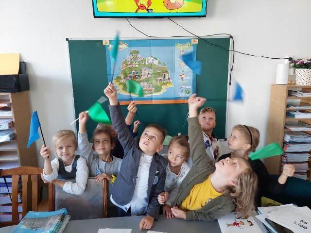 Презентація програми нетрадиційних форм навчання з англійської мови